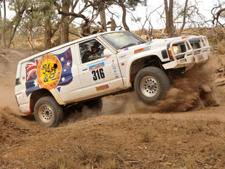 Sunraysia Safari Gears Up For 2019