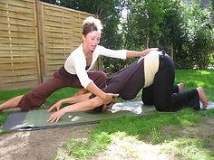 INTEGRALARTS in Augsburg Yoga für Schwangere und nach der Geburt