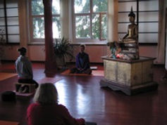 INTEGRALARTS in Augsburg Meditation