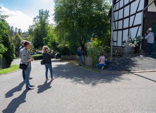 1. VHS Wochenend-Workshop in Windeck