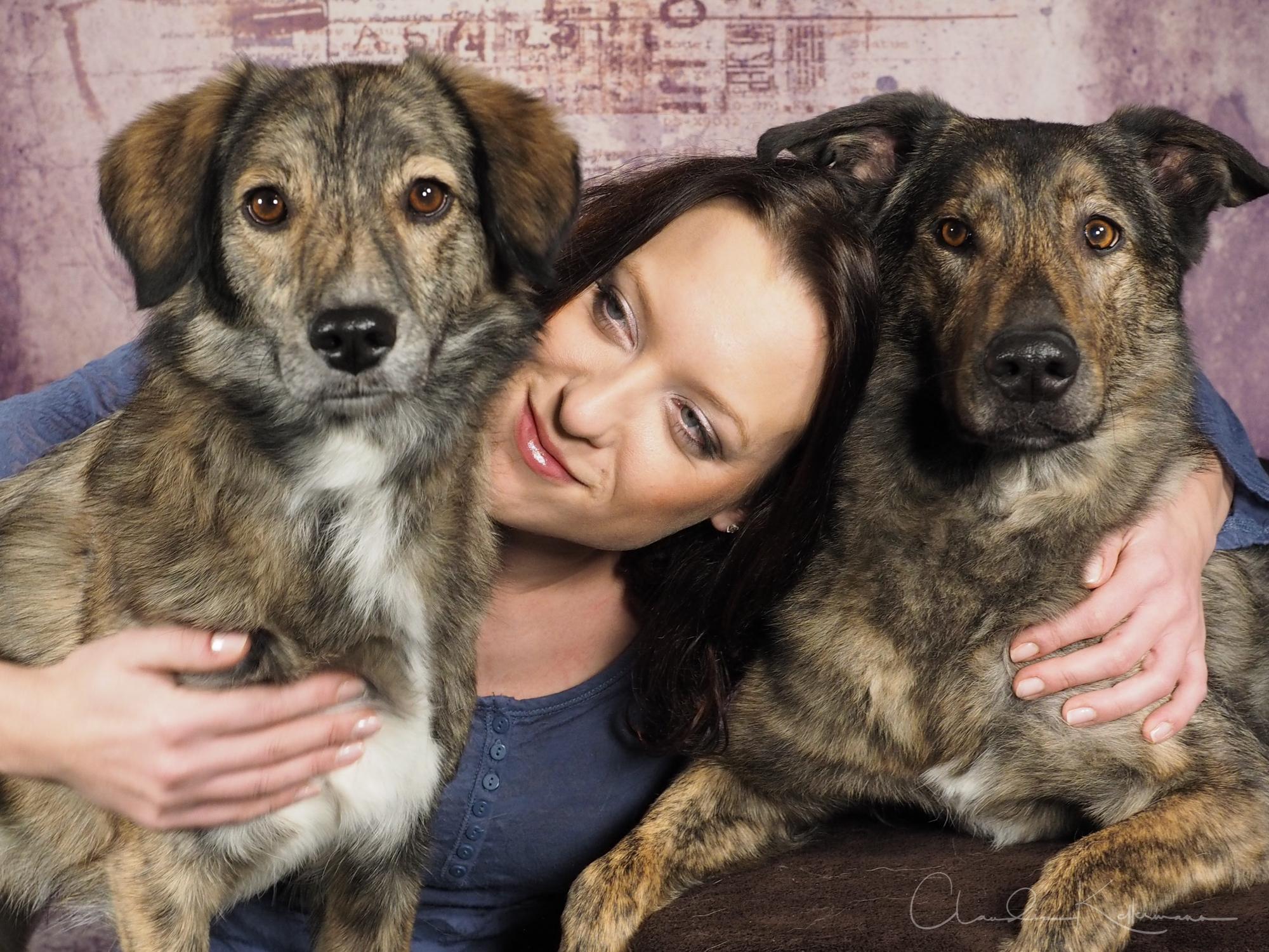 Joy, Rebecca & Mahony