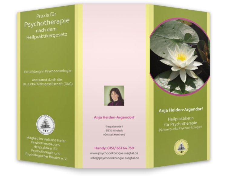 Flyer Anja Heiden-Argendorf