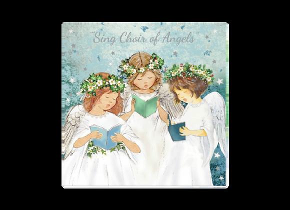 Sing choir of angels - Pack of 10 cards