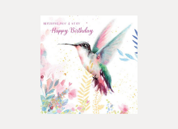 Rainbow Hummingbird