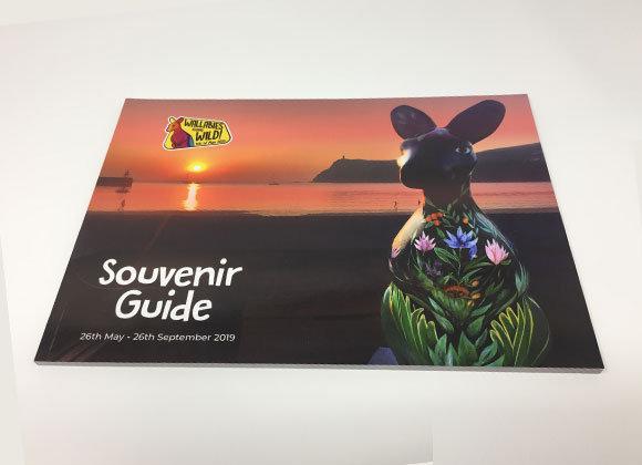 Wallabies Gone Wild Souvenir Guide