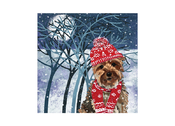 Wrapped up warm - Pack of 10 cards