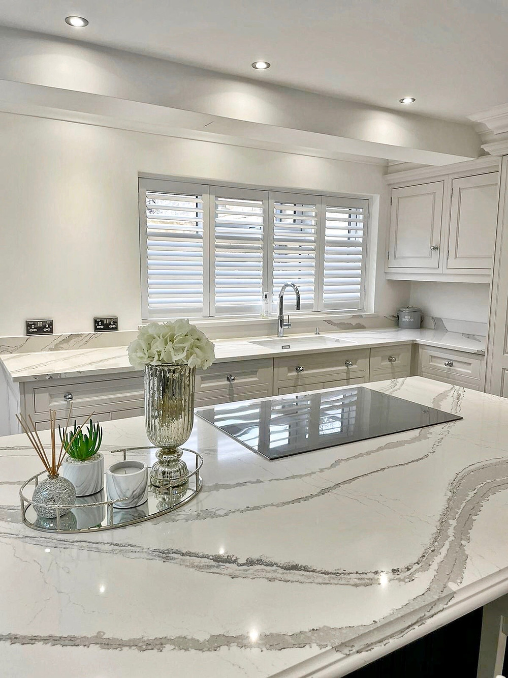 Kitchen shutters Epping