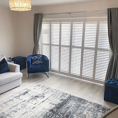 Tracked Shutters Harrow