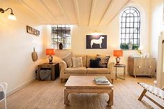 Ebenezer Chapel living room