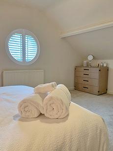 Ebenezer Chapel bedroom shutters