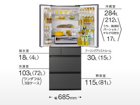 悲報!!3階建て住宅の2階に大型冷蔵庫は運んでくれません!!