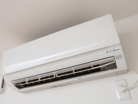 冷やしてくれればそれでいいのです・・・エアコンはシンプルに限る!