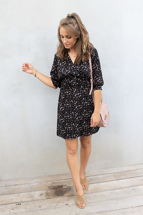 ROBE ELYNA NOIRE