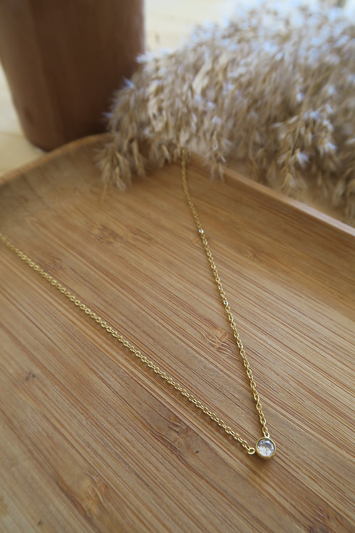 COLLIER MANO OR
