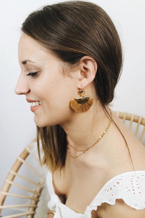 Boucles d'oreilles AVA
