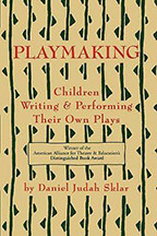 """Playmaking"" offers many great lessons that can be adapted to teach playwriting to teens and young adults on the spectrum."