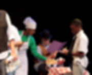 ACT Players on Stage Pasta.jpg