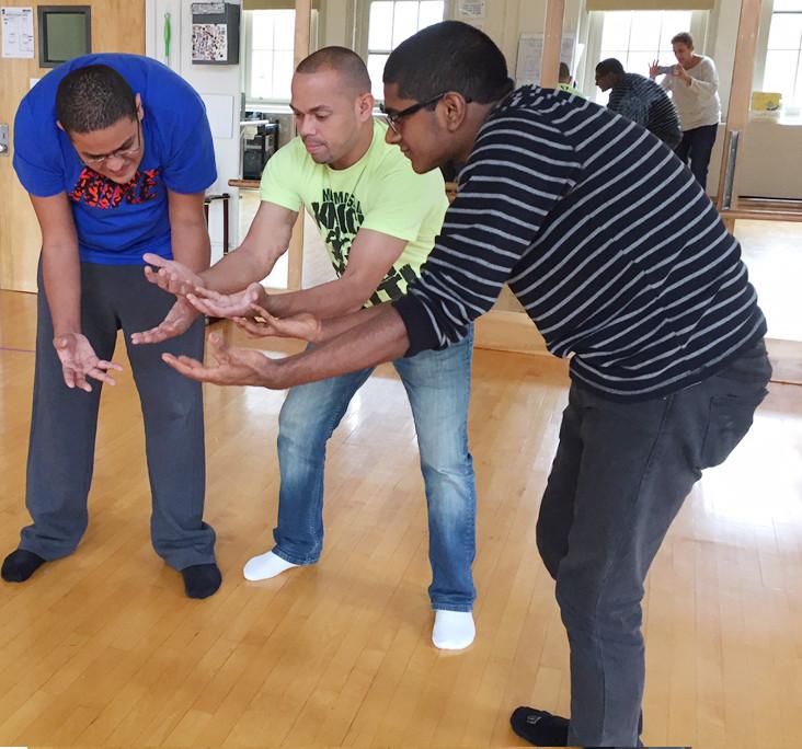 autism actors play viola spolins theater games