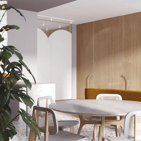 LivingroomKitchenHall_white_terrazzo_c6.