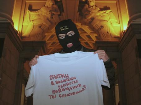 Андрей Аллегров о поддержке ЛГБТ в Чечне.