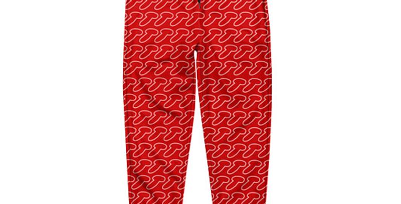 """Штаны """"Дик"""" красные"""