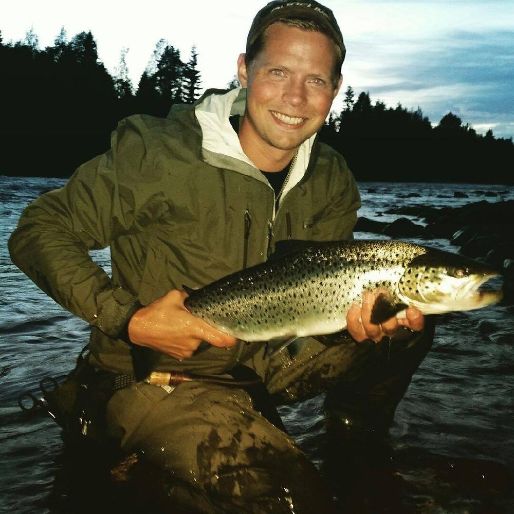 Frans-Byström-jägmästare-Fiske-Öring