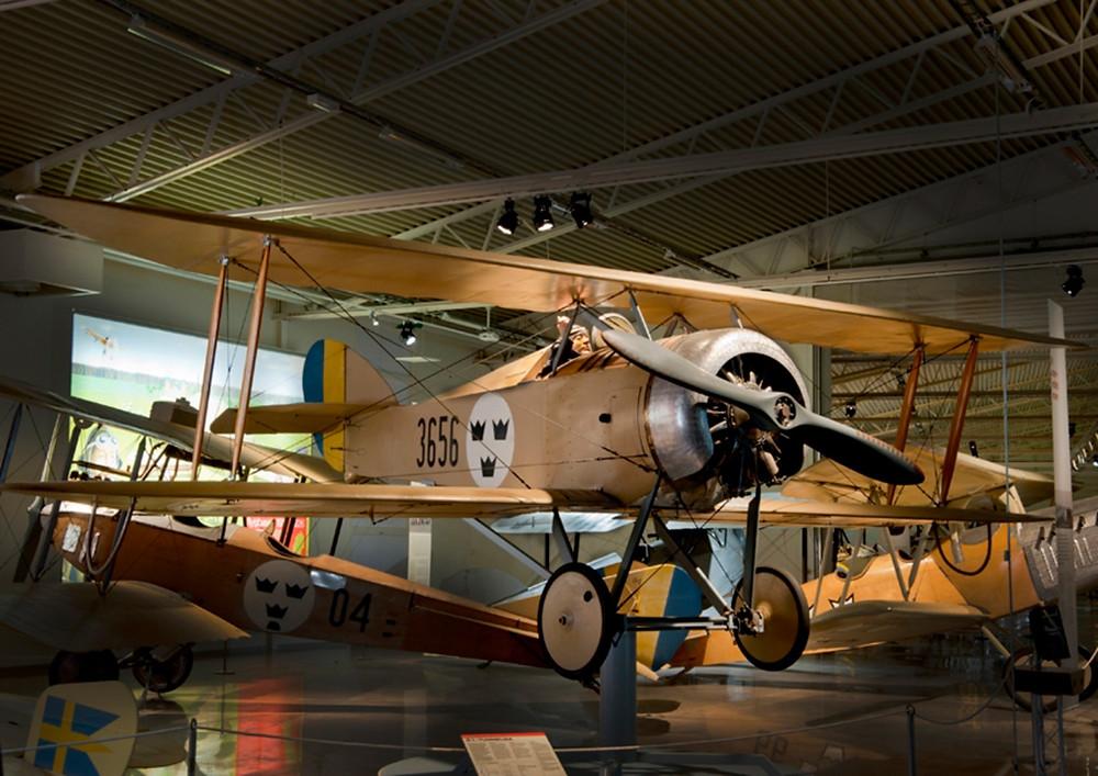 Att-göra-i-östergötland-flypvapenmuseum-linköping