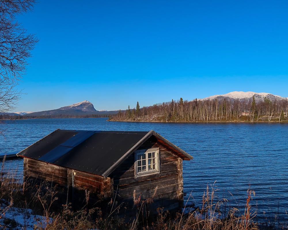Marsfjäll-saxnäs-naturreservat
