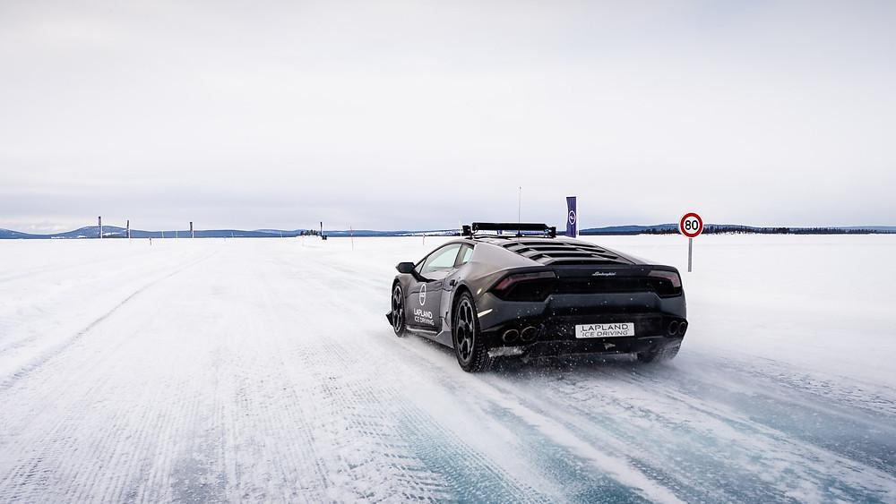 is - driftning - icedrivning- icedrifting