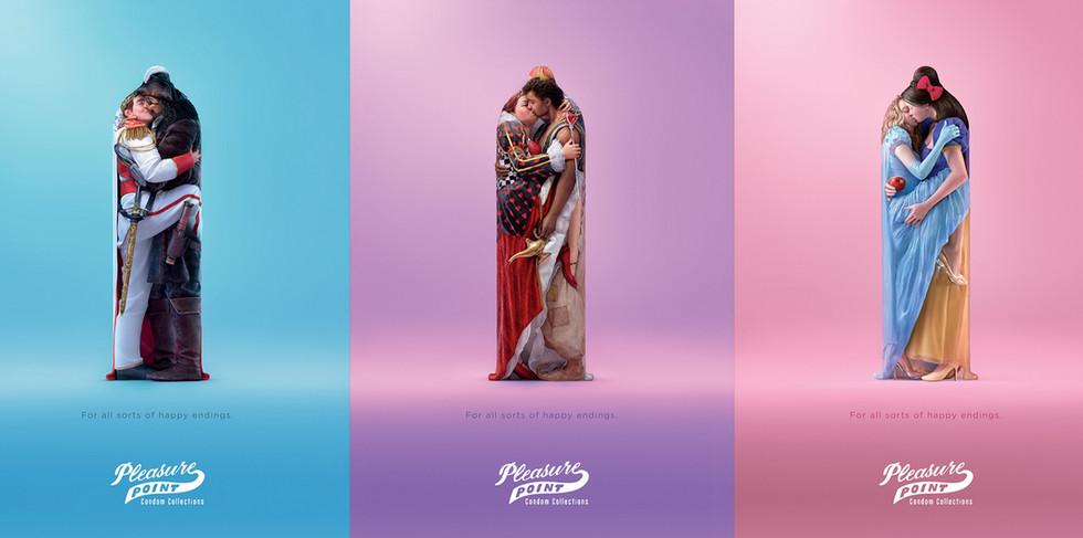 Pleasure Point - Fairytale Endings