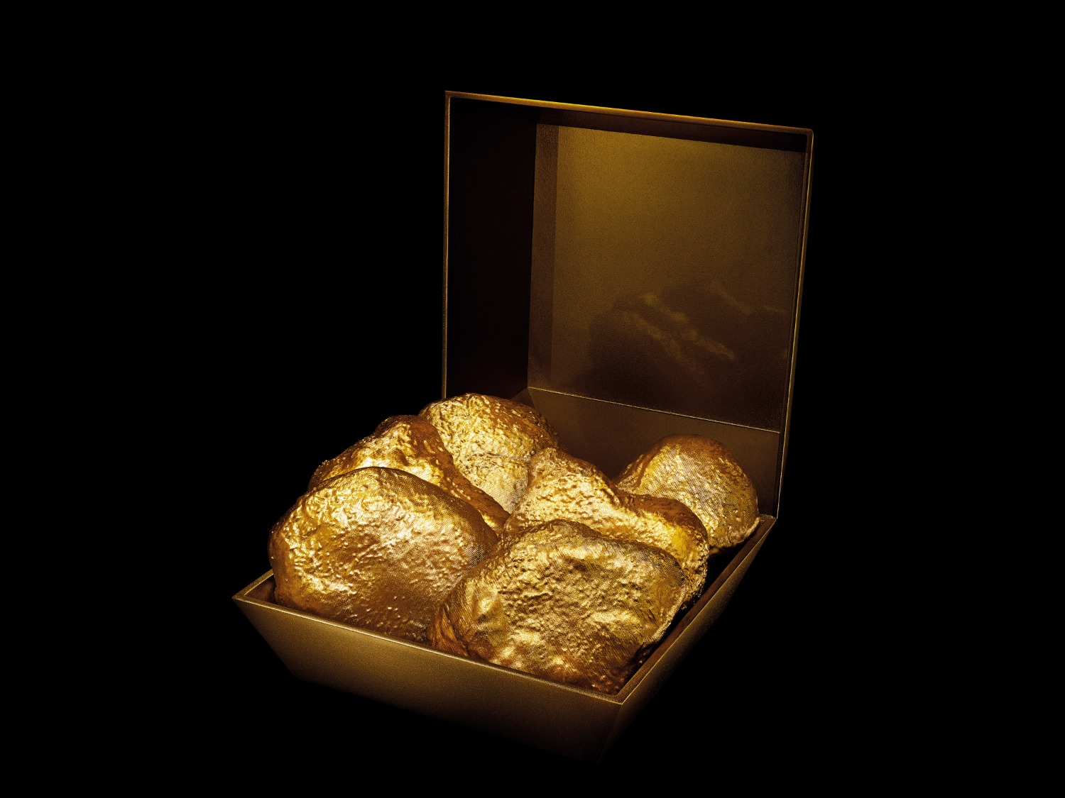 Golden Nuggets Heist