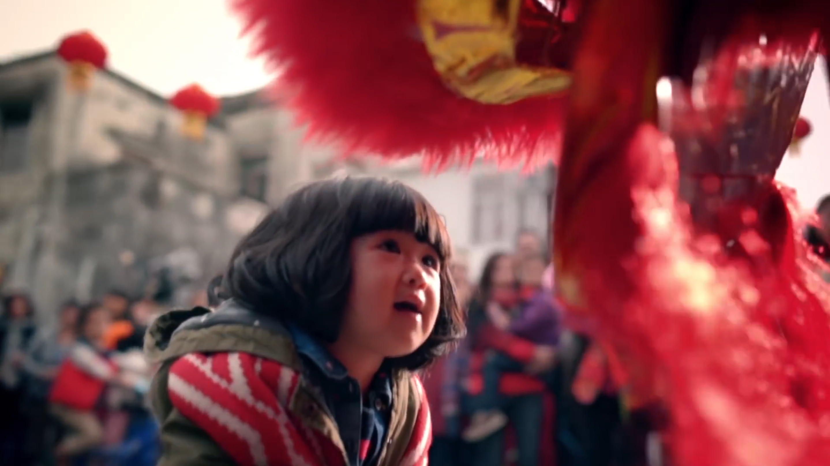 CNY through children's eyes