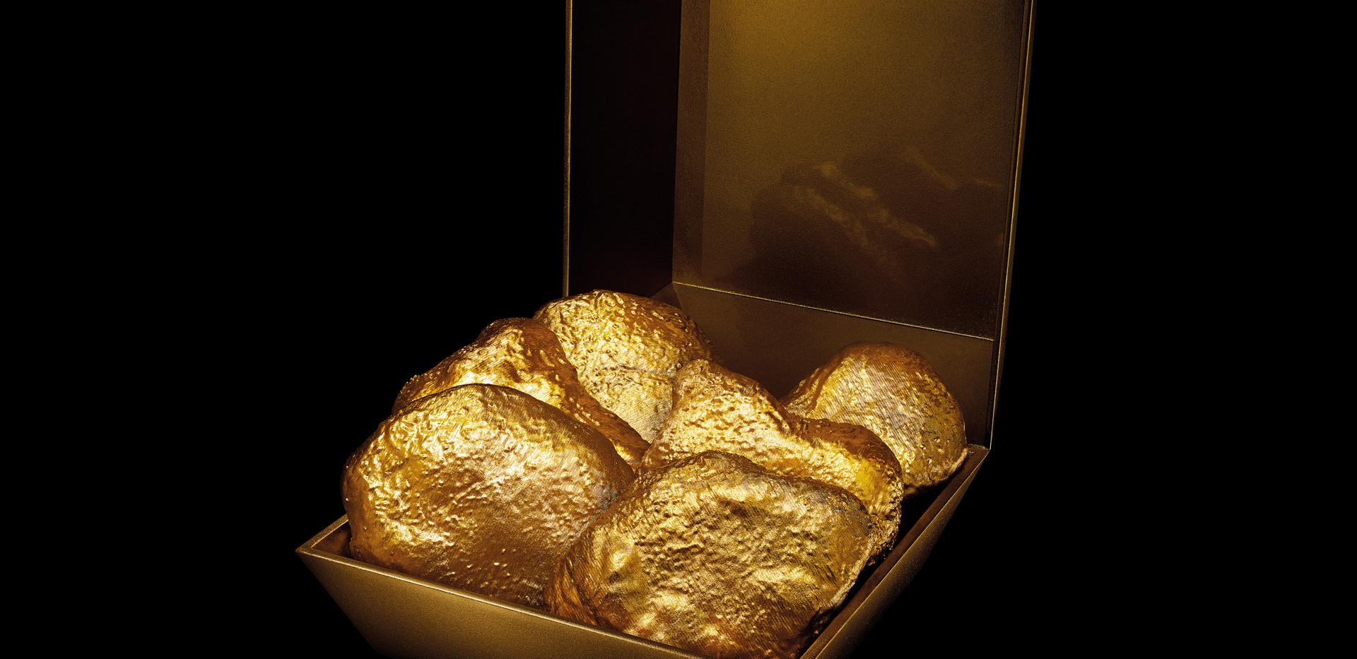 McDonald's - Golden Nuggets Heist