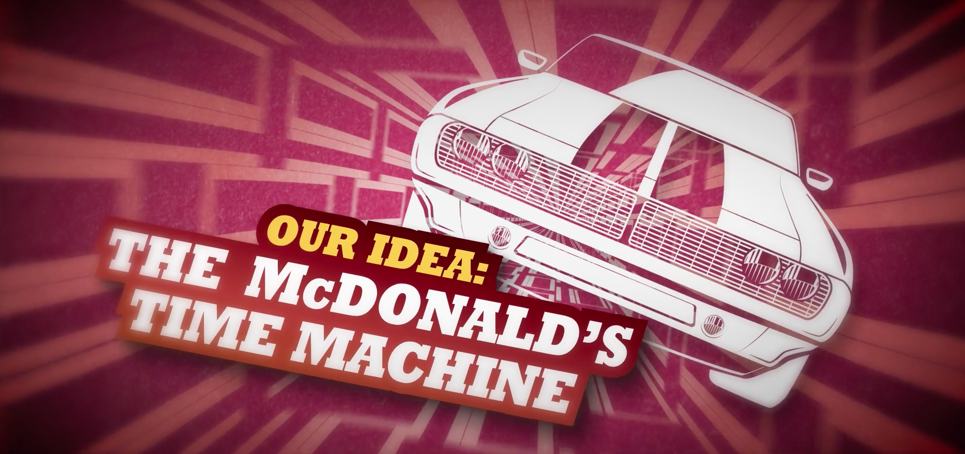 The McDonald's Time Machine