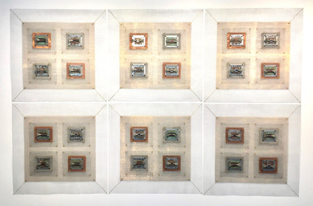 Anne Marie Kenny | Integrated Circuits Industrial Quilt Installation