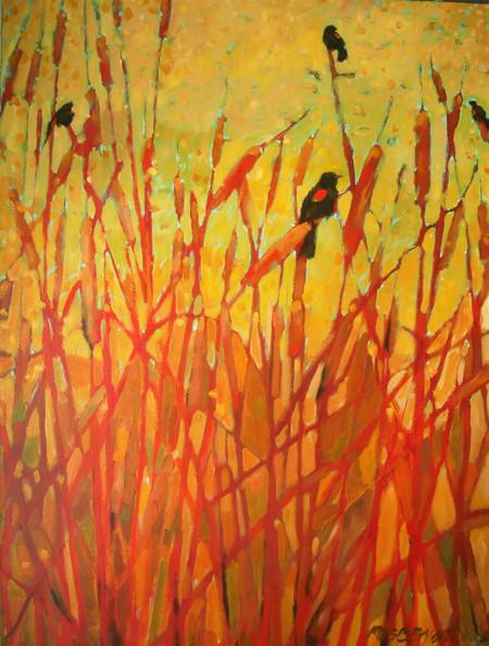 Rose Bryant | Red Wing Blackbirds