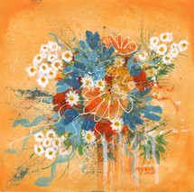 Natalie Eve Marquis Art    Orangesicle