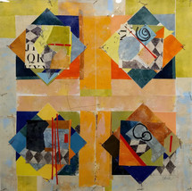 Ree Katrak     Paper Quilts and Other Experiments
