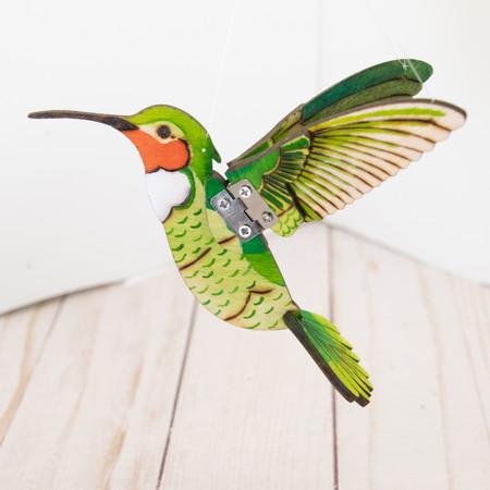 Natasha Stoppel | Hummingbird