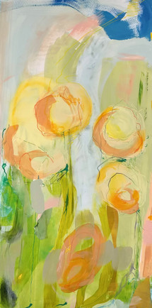 Ree Katrak | Spring Color Garden