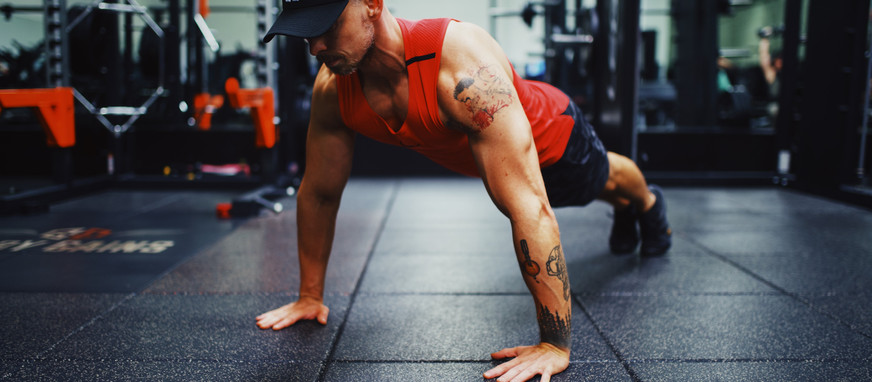 A Simple Workout Routine with No Equipment