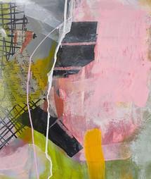 Ree Katrak   Abstract Painting