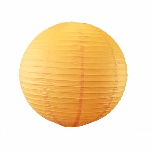 Boule Chinoise - Orange - D60 cm