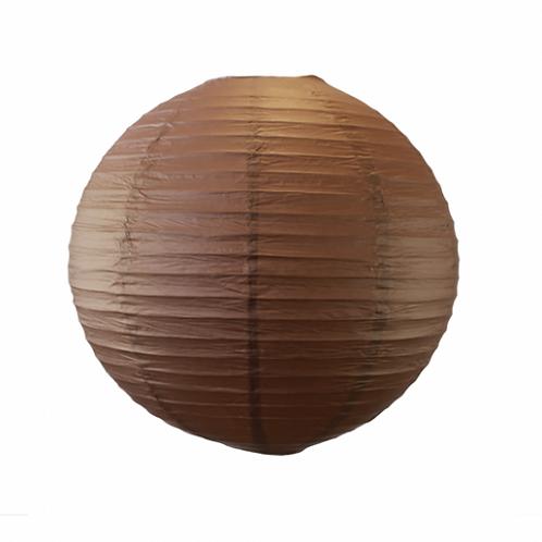 Boule Chinoise - Chocolat - D80 cm