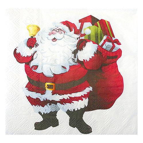 Serviettes de Père-Noël x20