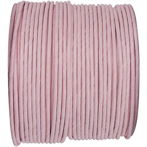 Bobine de fil Laitonné - 20m - Rose