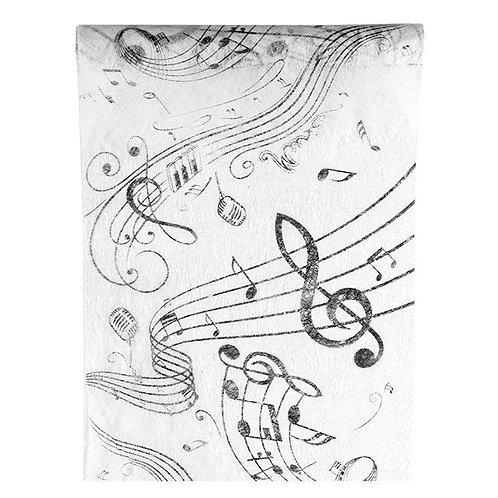 Chemin de Table 5mx30 cm - Musique