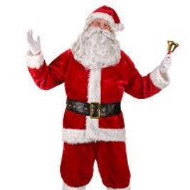 Costume de Père-Noël - M