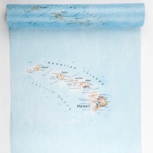 Chemin de Table 5mx30 cm - Tahiti