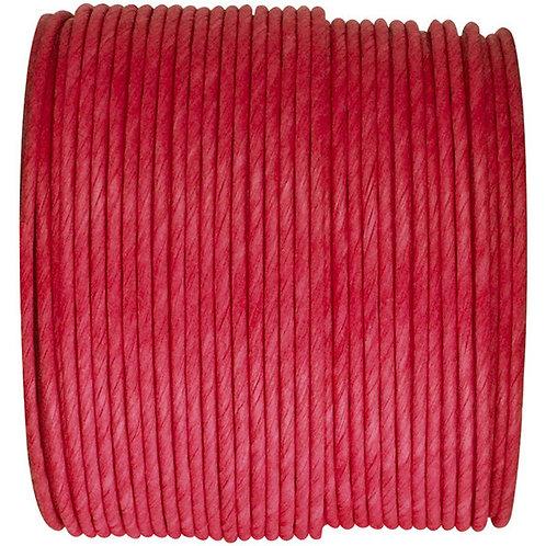 Bobine de fil Laitonné - 20m - Rouge